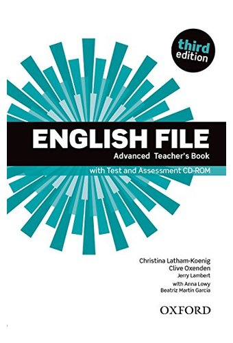English File: Advanced: Teacher