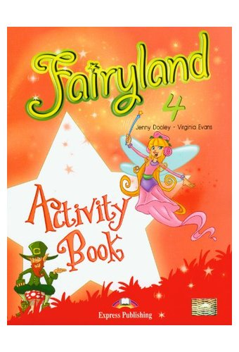 Fairyland: 4 Activity Book