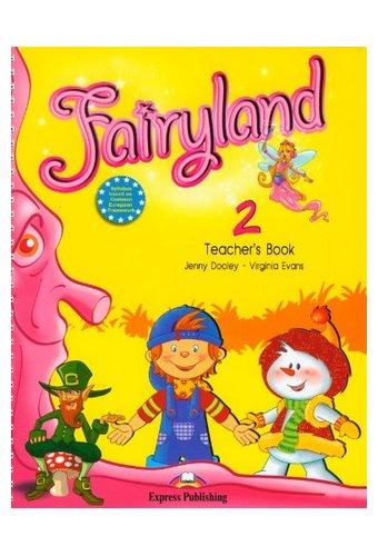 main_51rA2QWcVSL Fairyland: 2 Teacher's Pack