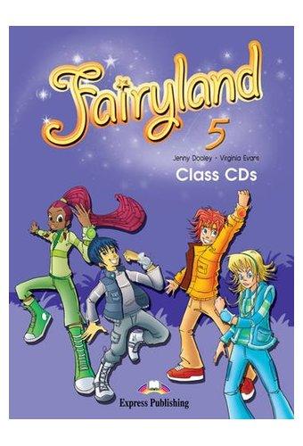 Fairyland: 5 Class CDs