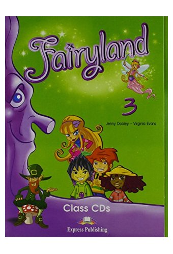 main_51sFMeWD9PL Fairyland: 3 Class Audio CDs