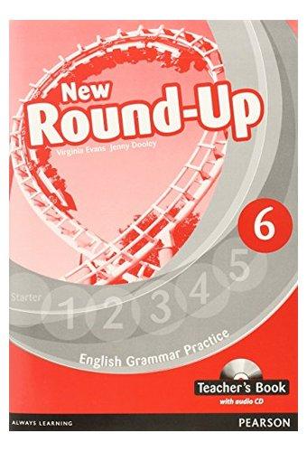 Round Up: Level 6 Teacher