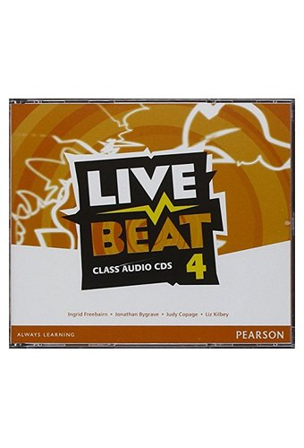 Live Beat: 4 Class Audio CDs