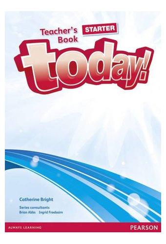 Today! Starter Teacher