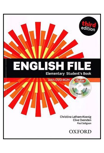 English File: Elementary: Student