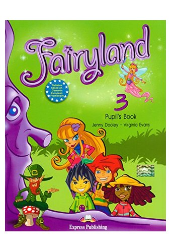 Fairyland: 3 Pupils Pack Pal