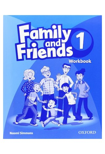 Family and Friends: 1 Workbook