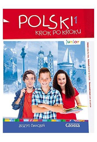 Polski, Krok po Kroku: Zeszyt czwiczen 1 (Junior)