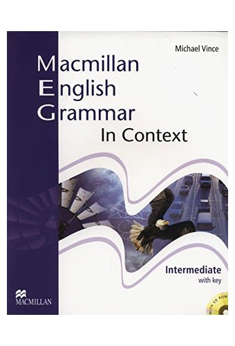 Macmillan English Grammar in Context Intermediate with Key and CD-ROM Pack