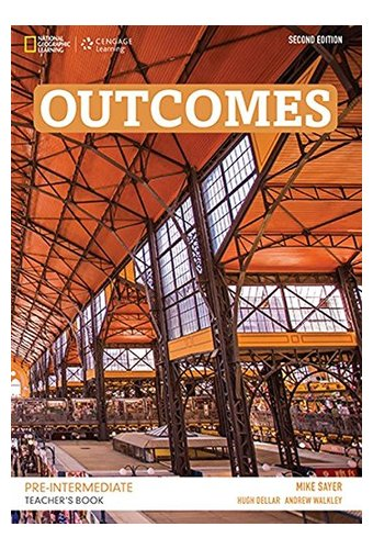 Outcomes 2nd Edition - Pre-Intermediate - Teacher
