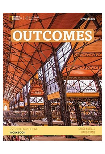 Outcomes 2nd Edition - Pre-Intermediate - Workook + CD