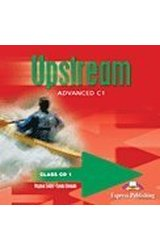 Upstream: Advanced C1 Class Audio CDs