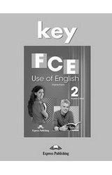 FCE Use of English 2 - Answer Key
