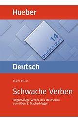Deutsch Uben: Schwache Verben