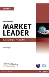 thumb_4136MOaGJVL Market Leader: 3rd Edition Upper-Intermediate Practice File & Practice File CD Pack