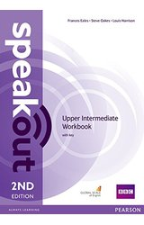 Speakout: Upper-Intermediate 2nd Edition Workbook with Key