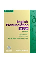 English pronunciation in Use Advanced. Book with Answers and Downloadable Audio