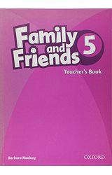 Family and Friends: 5 Teacher