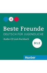 thumb_417pqUzaXnL Beste Freunde: Arbeitsbuch B1/2 Mit Audio-CD