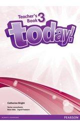 thumb_418uMlLlFDL Today! 2 Teacher's Book, DVD Pack