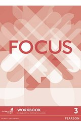Focus: 3 Workbook