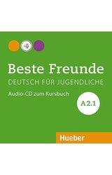 Beste Freunde: Audio-CD zum Kursbuch A2/1