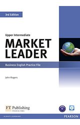 Market Leader: 3rd Edition Upper-Intermediate Practice File & Practice File CD Pack