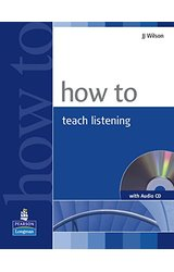 How to Teach Listening Book, Audio CD Pack