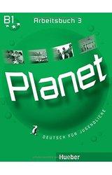 Planet: Arbeitsbuch 3