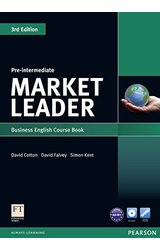 Market Leader: 3rd Edition Pre-Intermediate Coursebook & DVD-Rom Pack