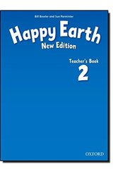Happy Earth: 2 New Edition: Teacher