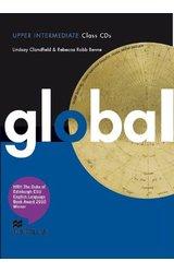 Global: Upper Intermediate Class CDs