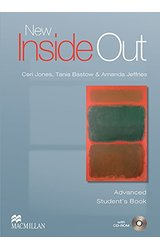 New Inside Out: Advanced Student Book with CD-ROM