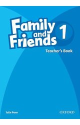 Family and Friends: 1 Teacher