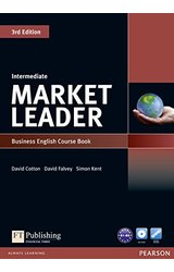 Market Leader: 3rd Edition Intermediate Coursebook & DVD-Rom Pack