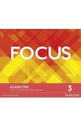 Focus: 3 Class CDs