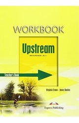 thumb_41SfuyV9qZL Upstream: Beginner A1+ Workbook Student's