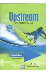 thumb_41UKEn+xqlL Upstream: Beginner A1+ Workbook Student's