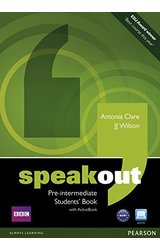 Speakout: Pre-Intermediate Students book, DVD/Active Book Multi Rom Pack