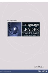 thumb_41V9OE5D8RL Language Leader: Pre-Intermediate Workbook with key, audio cd pack
