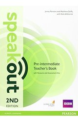 Speakout: Pre-Intermediate 2nd Edition Teacher