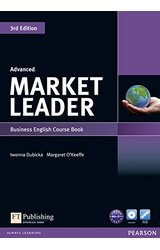 Market Leader: 3rd Edition Advanced Coursebook & DVD-Rom Pack