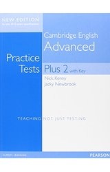 Cambridge Advanced Practice Tests Plus New Edition Students