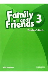 Family and Friends: 3 Teacher