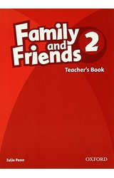Family and Friends: 2 Teacher