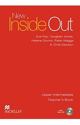 New Inside Out: Upper-intermediate: Teachers Book and Test CD Pack