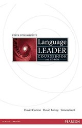 Language Leader: Upper-Intermediate Coursebook, CD-Rom Pack