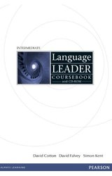 Language Leader: Intermediate Coursebook, CD-Rom Pack