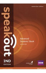 Speakout: Advanced 2nd Edition Students