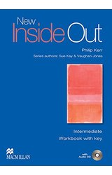New Inside Out: Intermediate: WB + Key Pack